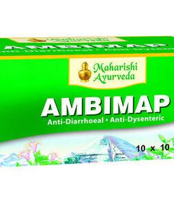 Maharishi Ayurveda Ambimap Tablet.