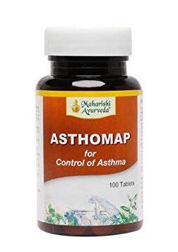 Maharishi Ayurveda Asthomap Tablet