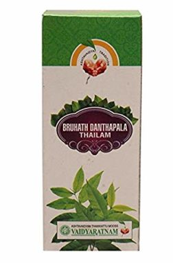 Vaidyaratnam Bruhat Danthapala Thailam