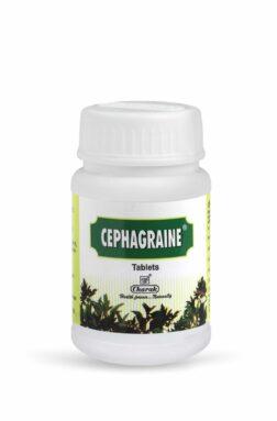 Charak cephagraine