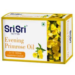Sri Sri Tattva Evening Primrose Veg Oil Capsule