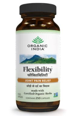 Organic india Flaxibility