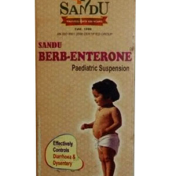 Sandu Berb Enterone Pediatric suspension