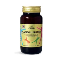 Charak Manoll Nutra Syrup