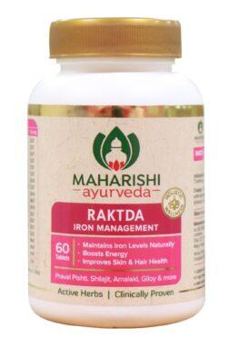 Maharishi Ayurveda Raktda Tablet
