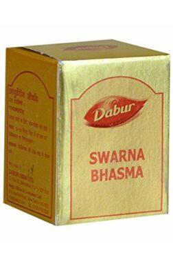 Dabur Swarn Bhasm 500mg