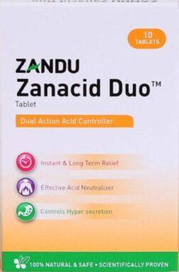 Zandu Zanocid Duo