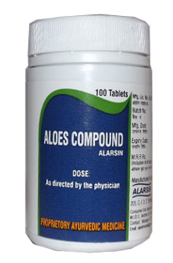 Alarsin Aloes Compound