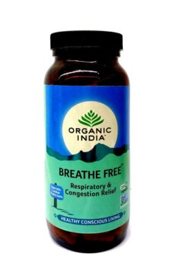 Organic India Breath Free