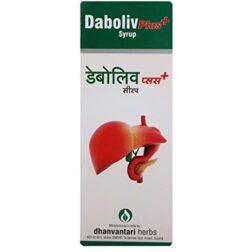 Dhanwantri Gujarat Herbals Daboliv Plus