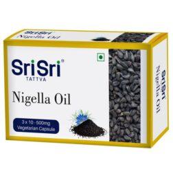 Sri Sri Tattva Nigella Veg oil Capsule