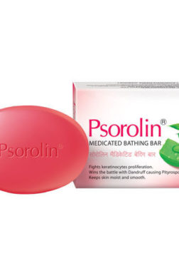 Dr JRK Psoralin soap