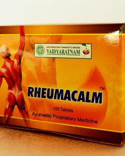 Vaidyaratnam Rheumacalm