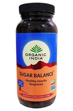 Organic India Sugar Balance