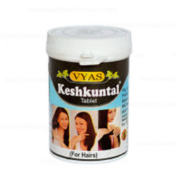 Vyas Keshkuntal Tablets