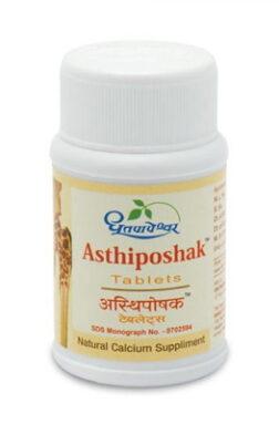 Dhootapapeshwar Asthiposhak Tablets