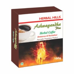 Herbal Hills Ashwagandha Plus Herbal Coffee