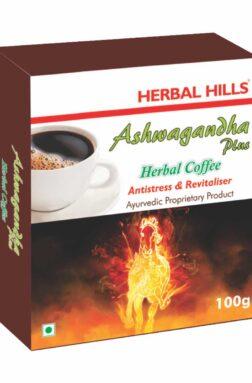 Herbal Hills Ashwagandha Plus Herbal Coffee