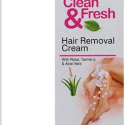 Patanjali clean & Fresh Hair Removal Cream