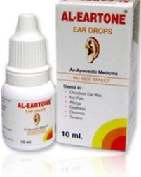 Satya Pharmaceuticals AL Eartone Ear Drops