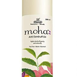 Moha Anti Dandruff Oil