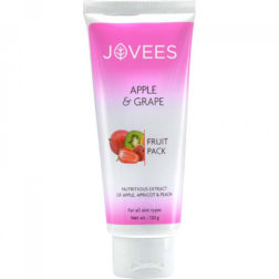 Jovees Apple & Grape Face Pack