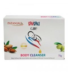 Patanjali Shishu Care Body Cleanser