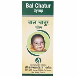 Dhanvantari Gujrat Herbs Balchatur Syrup
