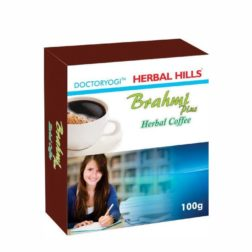 Herbal Hills Brahmi Plus Herbal coffee
