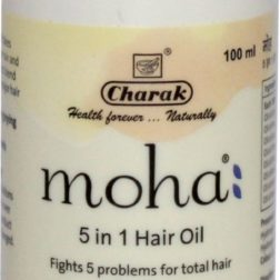 Moha 5 in 1 Hair oil