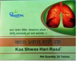 Dhootapapeshwar Kas Shwashari Rasa