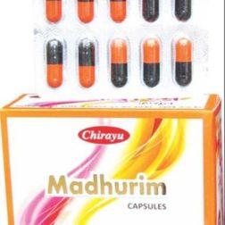 Chirayu Madhurim Capsule