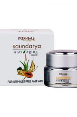 Patanjali Saundarya Anti Aging Cream