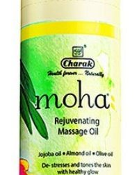 Moha Rejuvenating Massage Oil