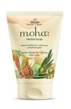 Moha Herbal Scrub
