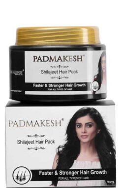BIO RESURGE Padmakesh Shilajeet Hair Pack