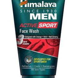 Himalaya Men Active Sport Face Wash