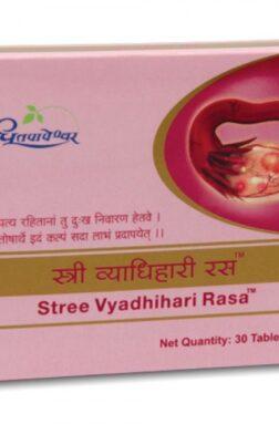 Dhootapapeshwar Stree Vyadhihari Rasa