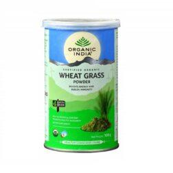Organic India Wheat Grass Powder