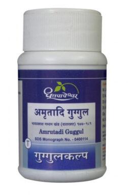 Dhootapapeshwar Amrutadi Guggul