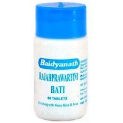 Baidyanath Rajahprawartini Vati
