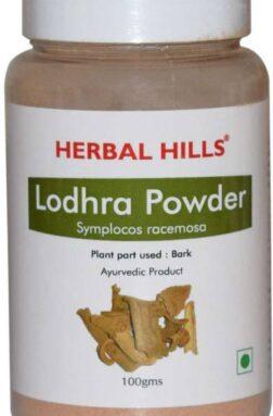 Herbal Hills Lodhra Powder