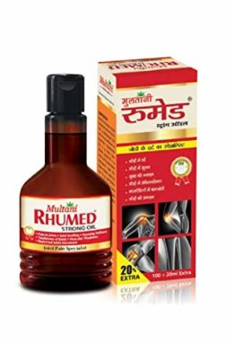Multani Rhumed Strong Oil