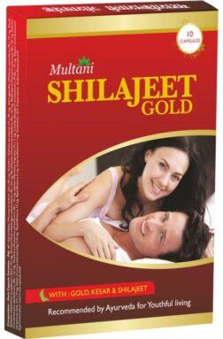 Multani Shilajeet Gold
