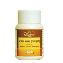 Dhootapapeshwar Abhraka Bhasama ( Shataputi )