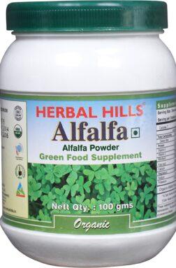 Herbal Hills Alfa Alfa Powder
