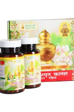 Maharishi Ayurveda Amrit Kalash Dual Pack ( Sugar Free )