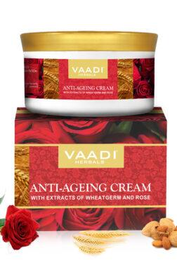 Vaadi Herbals Anti Ageing Cream