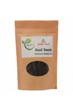 Herbal Hills Basil Seeds