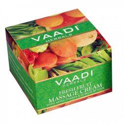 Vaadi Herbals Fresh Fruit Massage Cream